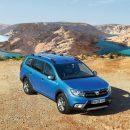 Dacia Logan 2017: новый вседорожный универсал