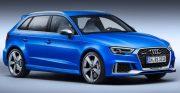 Audi RS 3 Sportback 2017: старт продаж, цена и комплектации в России
