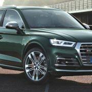 Audi SQ5 2018: старт продаж, цена, комплектации