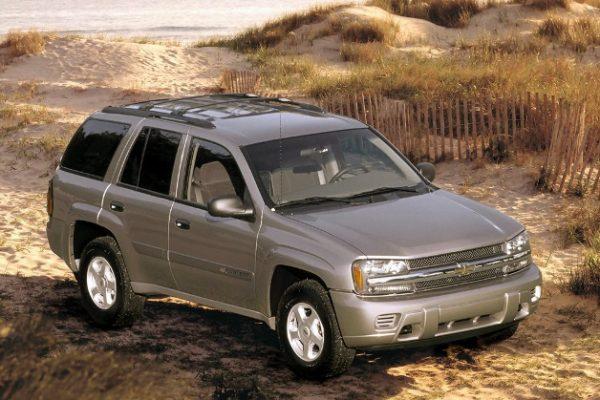Chevrolet TrailBlazer (1)