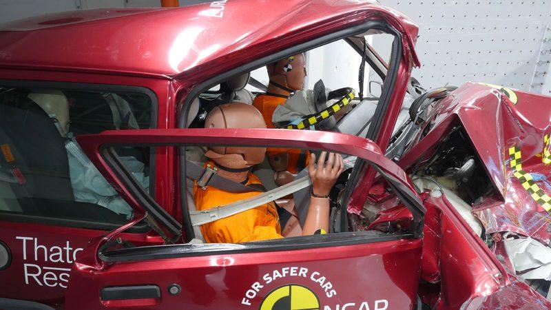 Euro NCAP шокировал краш-тестом на собственный юбилей