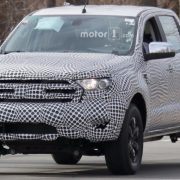 Ford Ranger 2019: первые фото и подробности