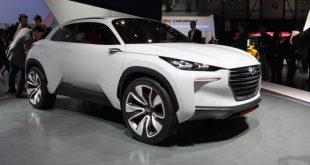 Kona - новый глобальный кроссовер от Hyundai