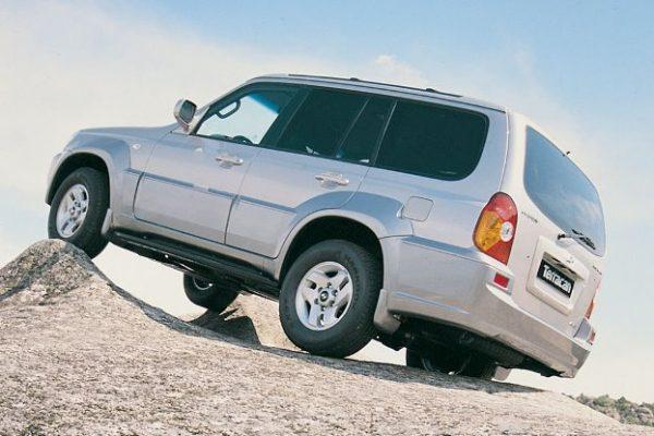 Hyundai Terracan (3)