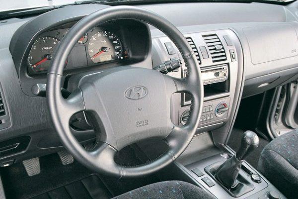 Hyundai Terracan (5)