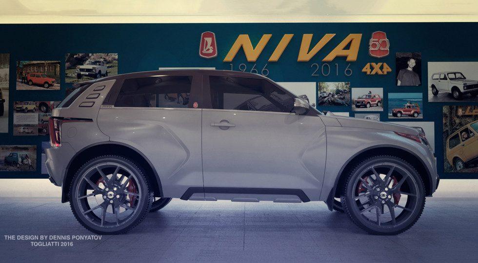 Lada 4×4 новое поколение подробности