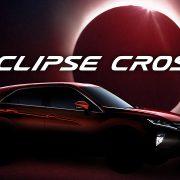 Mitsubishi Eclipse Cross: первые фото и характеристики