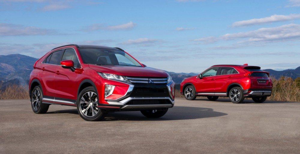 Mitsubishi Eclipse Cross 2018: фото, характеристики и оснащение