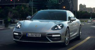Porsche Panamera Turbo S E-Hybrid в России: фото, цена