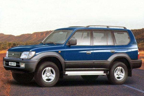 Toyota Land Cruiser Prado (2)