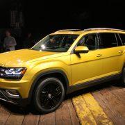 Volkswagen Atlas Weekend Edition: фото, характеристики