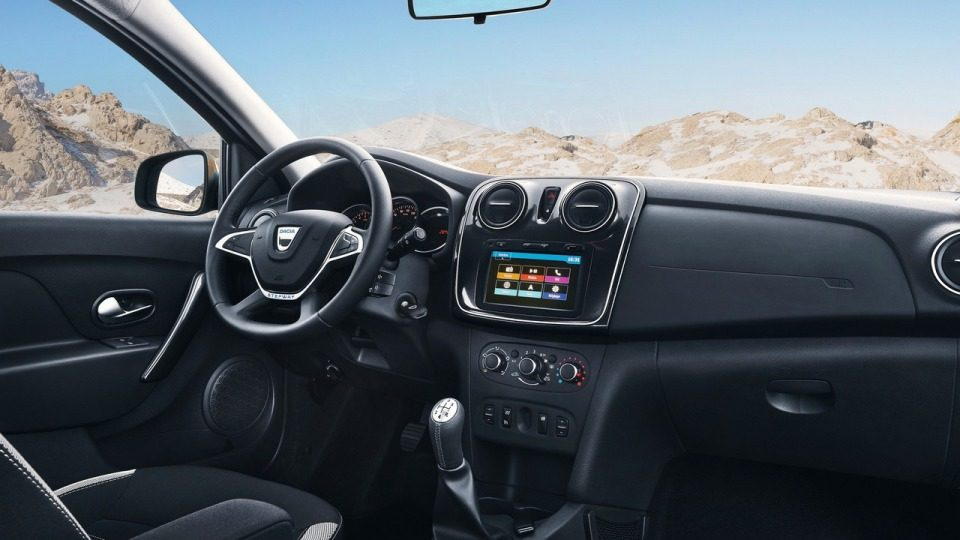 Dacia Logan 2017 универсал