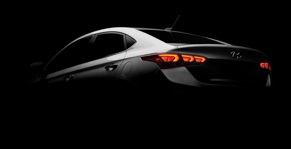 Hyundai Accent 2018 показали на официальном видео