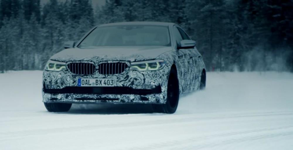 BMW ALPINA B5 Bi-Turbo 2018