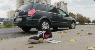 «Воспитательный» наезд водителя на ребенка оценили как хулиганство