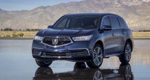 Acura MDX Sport Hybrid: фото, характеристики, цена и комплектации