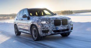 BMW X3 2017: фото, видео и характеристики