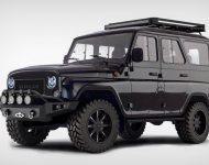 Devolro UAZ: самый стильный и экзотический тюнинг УАЗ Хантер
