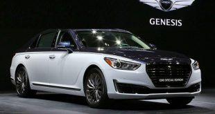 Genesis создала особую версию G90 Special Edition