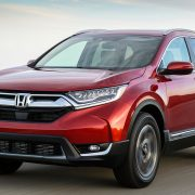 Honda CR-V станет семиместным