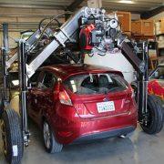 Hum Rider — первый антипробочный автомобиль
