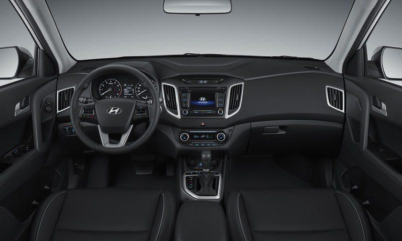 Hyundai Creta с мотором 1.6 получил полный привод