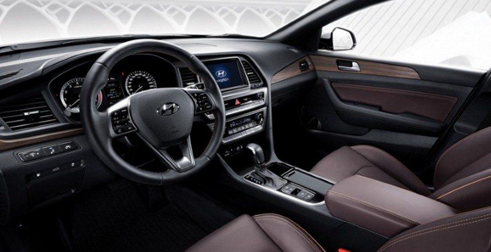 Хендай Соната 2018 новый кузов комплектации и цены фото