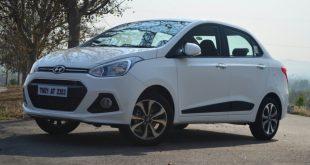 Обновленный Hyundai Xcent 2017: первые подробности, фото и видео