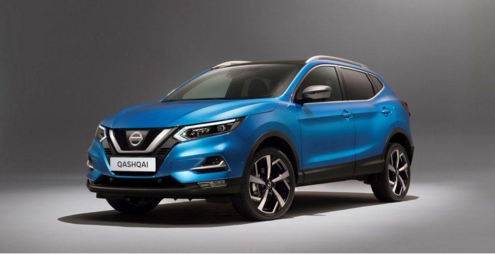 Nissan Qashqai 2018: дебют на Женевском автосалоне