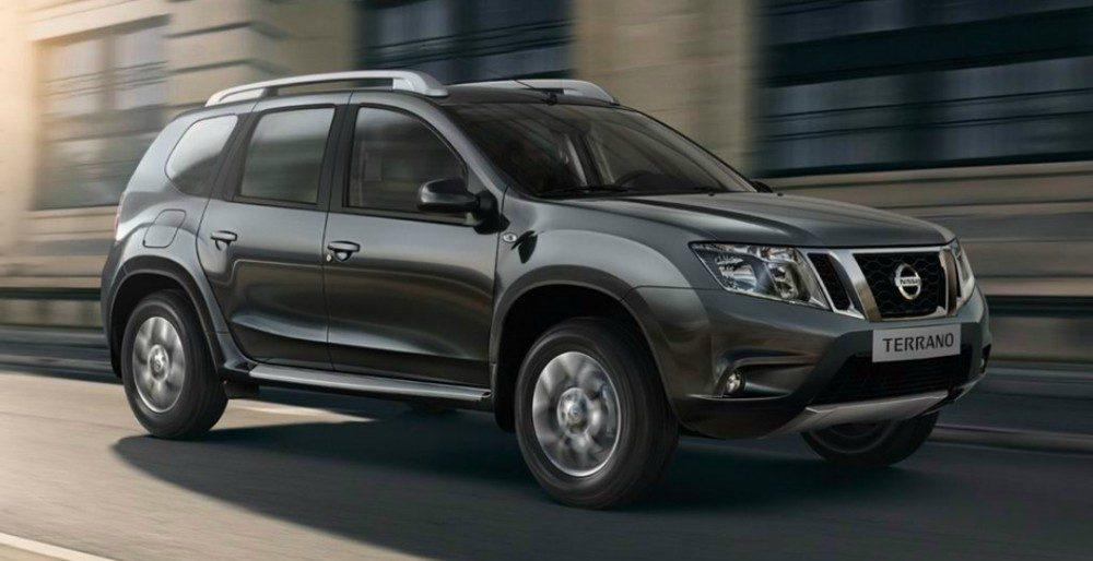Nissan Terrano 2018: подробности о рестайлинге
