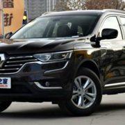Renault Koleos 2017 получил бюджетную модификацию