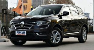 Renault Koleos 2017 комплектация и цены