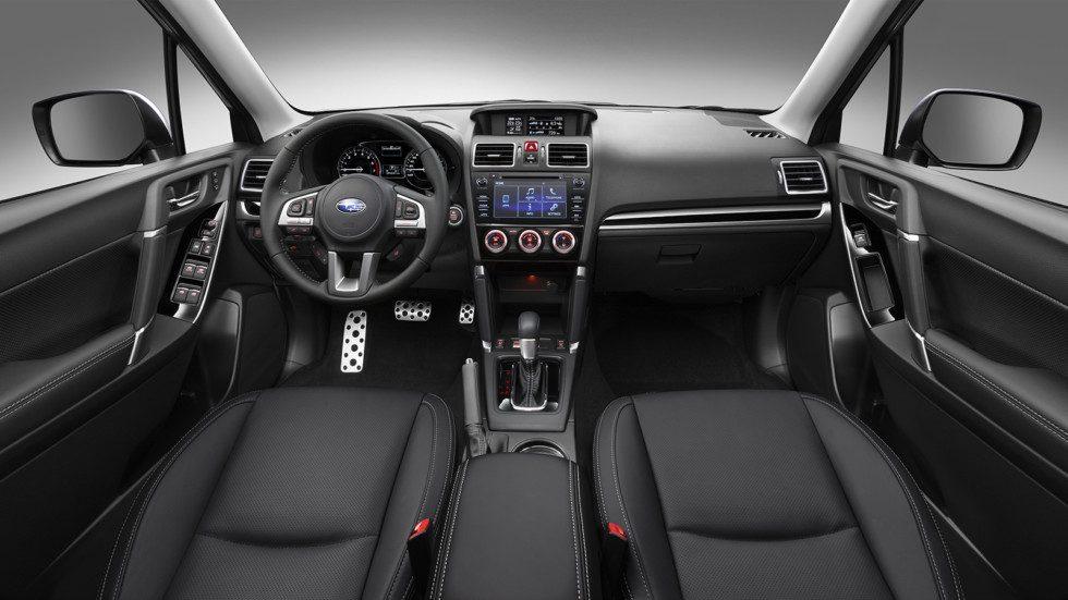 Subaru Forester S Limited: объявлена цена в России