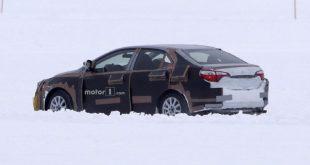 """Тойота Королла 2019 дебютировала на первых """"живых"""" фото"""