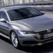 Volkswagen Arteon: объявлены цена и комплектации