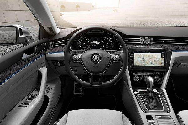 Arteon: новый купеобразный седан Volkswagen