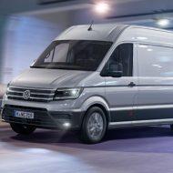 Новый Volkswagen Crafter 2017 доступен в России