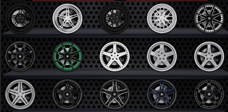 Как выбрать литые колесные диски