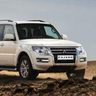 Новое поколение Mitsubishi Pajero и Nissan Patrol построят на общей платформе