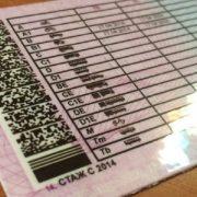 Правила возврата водительских удостоверений поменяют в 2017