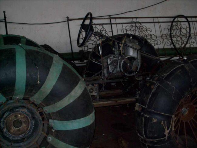 Камчатский пневмоход для рыбалки пошагово