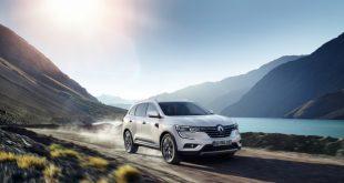 Купить новый Renault Koleos в России можно уже в июне