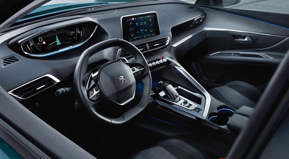Peugeot 5008 в России: первые подробности