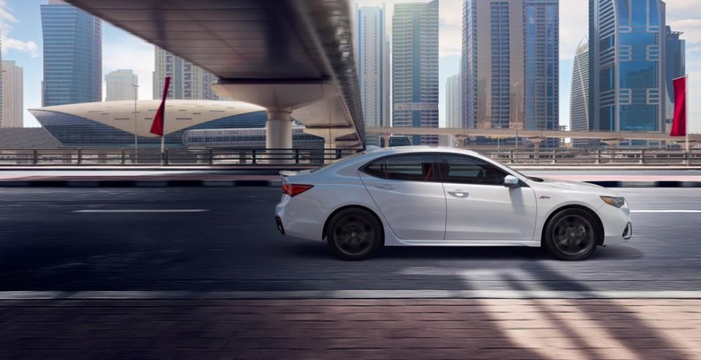 Дебют Acura TLX 2018: фото, характеристики и цена