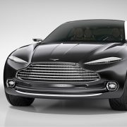 Aston Martin SUV 2018: свежие новости о первом кроссовере