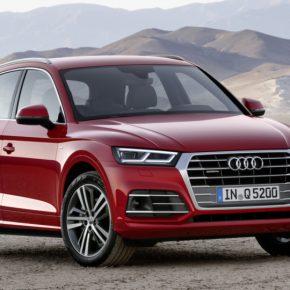 Audi Q5 2017: цена и комплектации в России