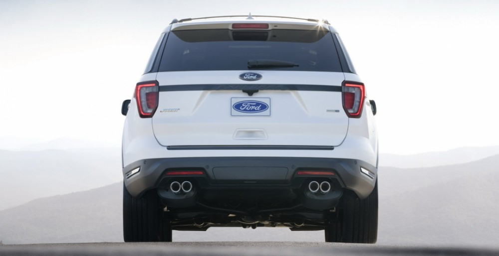 Форд Эксплорер 2018: что нового после рестайлинга?