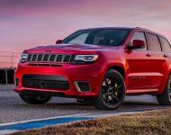 Grand Cherokee Trackhawk 2018: подробности о рестайлинге