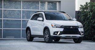 Mitsubishi Outlander Sport 2018 дебютирует в Нью-Йорке