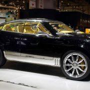 Spyker Automotive работает над конкурентом кроссовера Bentley Bentayga